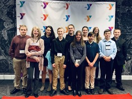 7th and 8th Grade Students Attend Youth & Government
