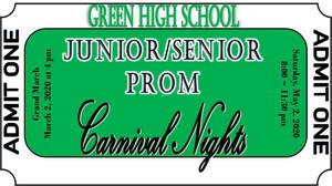 Prom Tickets Going On Sale March 9th